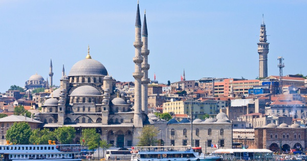 Flights from Manchester - Ringway to Istanbul - Havalimanı