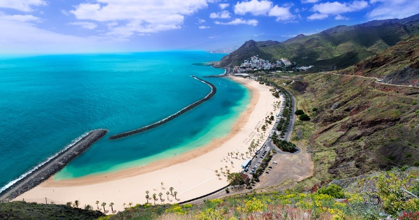 Flights from Lanzarote to Tenerife